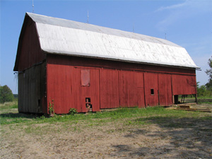 Unique Barn Renovation