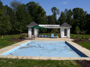 Pool House Renovation