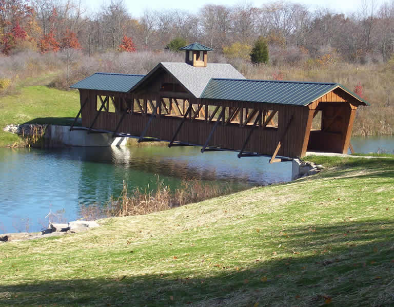 A Private Covered Bridge